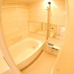 川口並木ローヤルコーポ 浴室