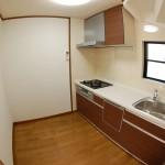 榛松 キッチン