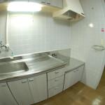 南浦和センチュリーマンション キッチン