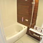 オーベル川口 浴室