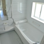 安行藤八 浴室