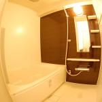 南浦和ガーデンハウス 浴室