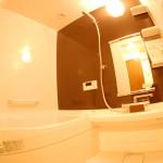フォルスコート川口上青木 浴室