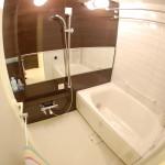 デュオ戸田公園サザンテラス 浴室