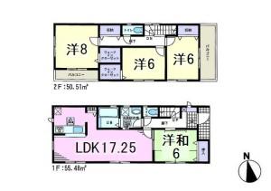 三室1期一建設戸田公園