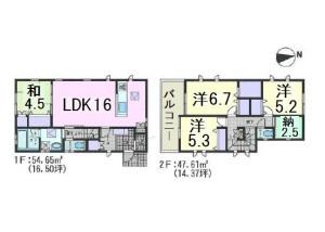 中央区大戸1アシストホームA