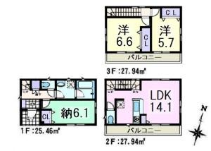 中央区本町東5アーネストワン②