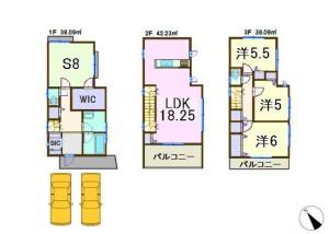 中央区桜丘1埼央建設