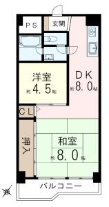 信用マンション新座/990万