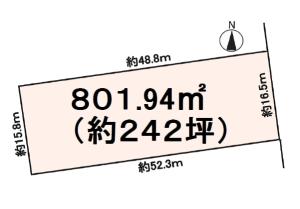 朝日 区画図