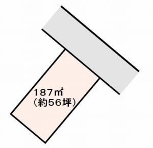 前野宿 区画図