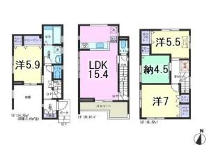 南区広ヶ谷戸永大BQ439