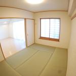 戸田公園第5ローヤルコーポ 和室