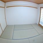 川口弥平パークホームズ 和室