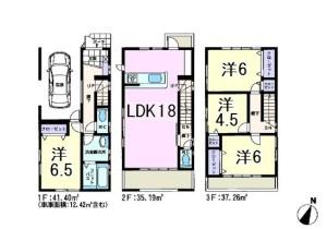 桜区栄和1三愛ホーム