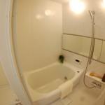 川口弥平パークホームズ 浴室