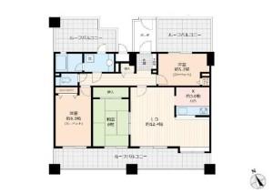 浦和上大久保ガーデンハウス6F三洋物産商事