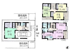 浦和区本太5オーセンティックハウス
