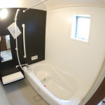 安行領家 浴室