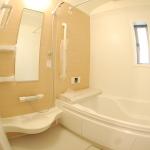 朝日 浴室