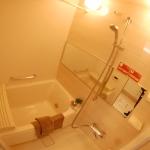 川口パークホームズ 浴室