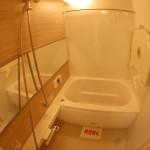 わらびリーフハイツ 浴室