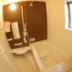 八幡木 浴室