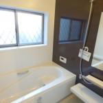 上青木 浴室