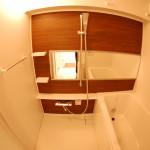 藤和西川口コープ 浴室