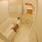 クレール川口プラザ 浴室