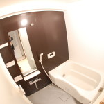 ダイアパレス上青木公園 浴室