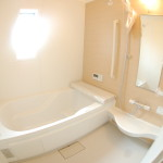 安行原 浴室