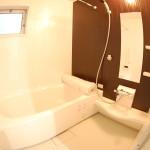 芝高木 浴室