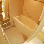 ヒューマンスクエア戸田公園 浴室