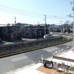 東本郷2 眺望