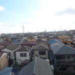 ガーデンシティ鳩ヶ谷 眺望