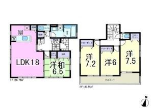 緑区三室永大BQ753