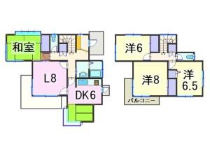 蓮田市桜台2西・杉一般